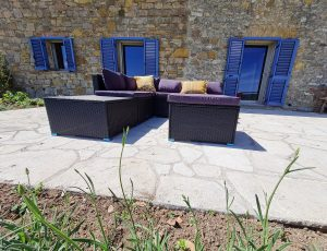 Loungeset on your terrace