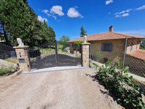 Welcome at Villa Montegabbione