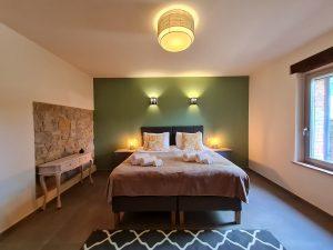 Master bedroom 2 Montegabbione