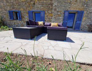 Entrata e lounge set